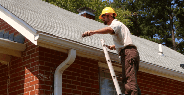 Best Ladder For Gutter Cleaning