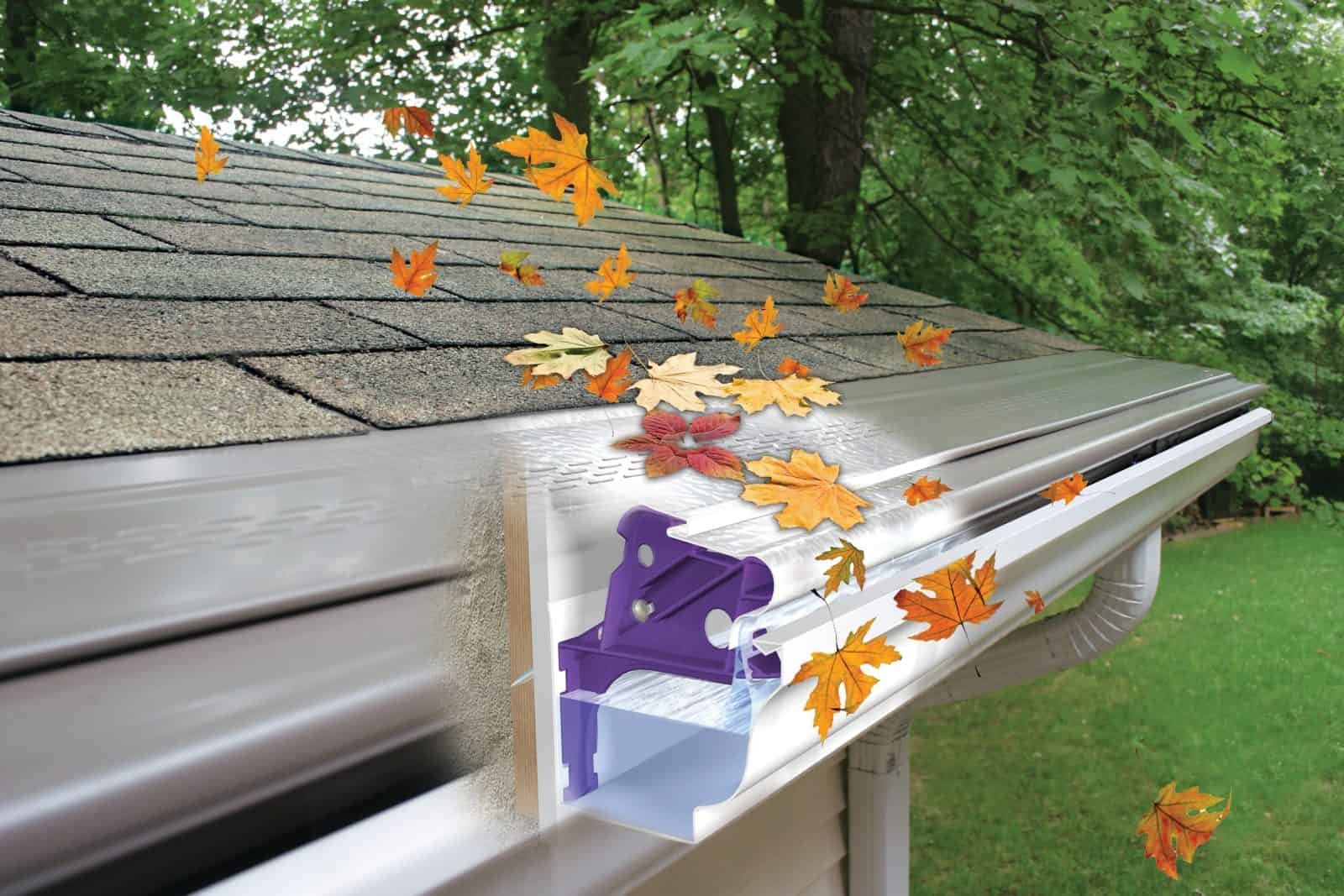 Best gutter guards reviews and complete buying guide 2018 best gutter guards reviews solutioingenieria Choice Image