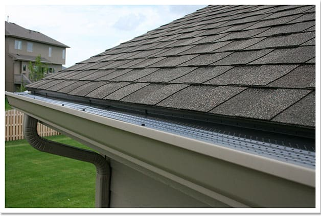 benefits of using gutter guard