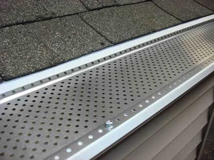 Best gutter guards reviews and complete buying guide 2018 metal gutter guards solutioingenieria Image collections