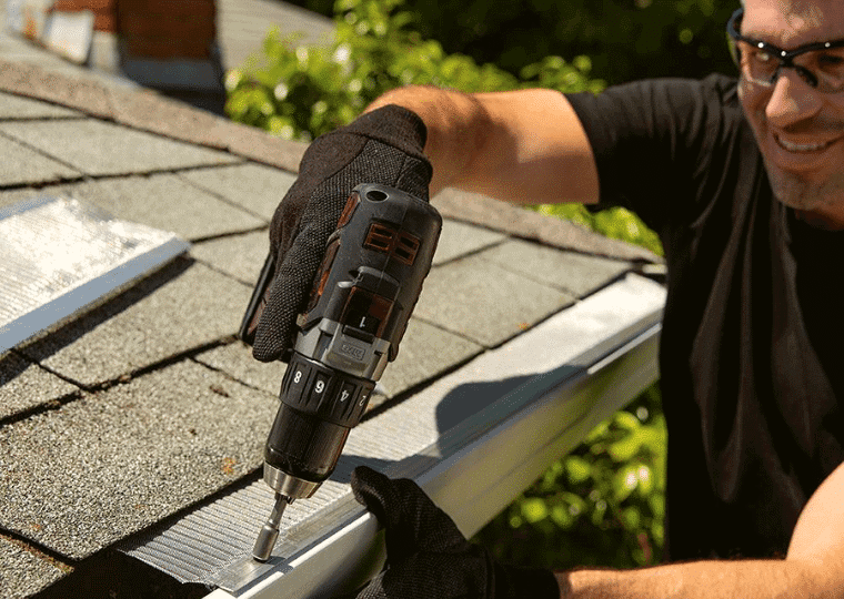 easyon gutter guard installation
