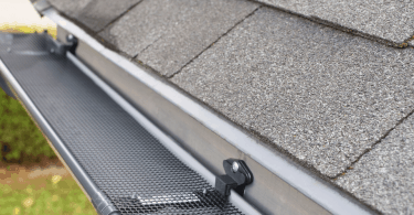 home depot gutter guards review
