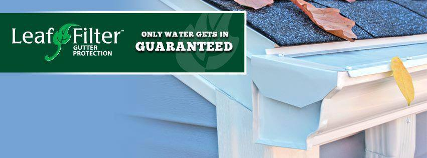 Leaf Filter Gutter Guard Protection Home S Best Friend