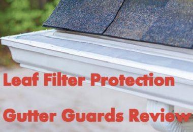 Leaf Filter Gutter Guards review