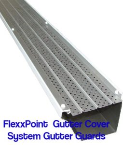 Top brand gutter guard reviews what expert says flexxpoint 30 year gutter cover system gutter guards solutioingenieria