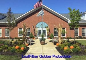 LeafFilter Gutter Guards