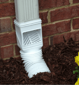 gutter downspout drainage solutions