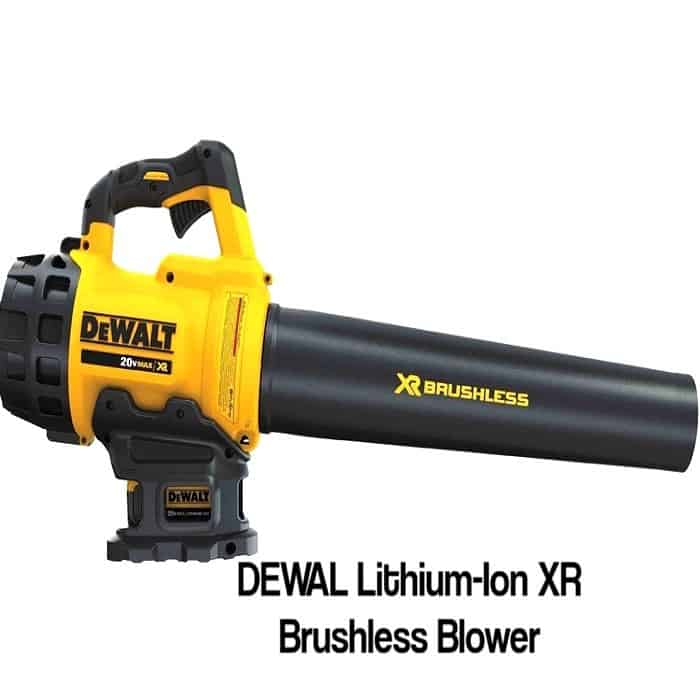 20V MAX 5.0 Ah Lithium-Ion XR Brushless Blower