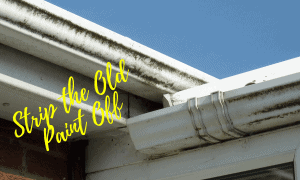 gutter painting cost