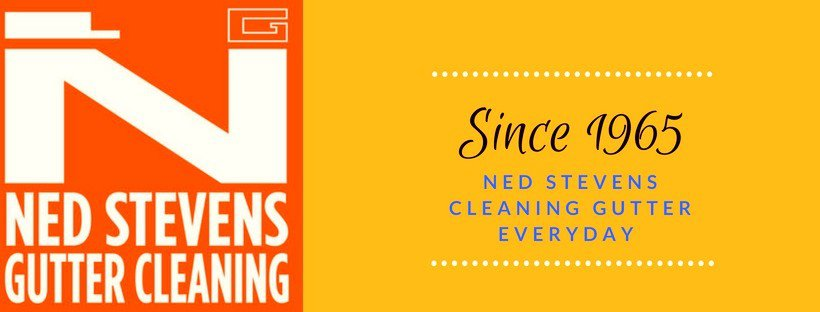 Ned stevens gutter cleaning service