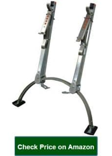 Qualcraft 2475 Basemate Easy Connect Professional Ladder Stabilizer