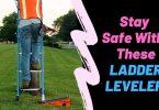 best ladder leg leveler for stairs