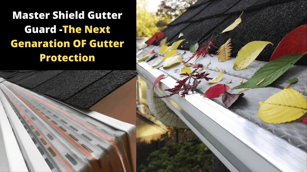 Master Shield Gutter Guard Protection Review