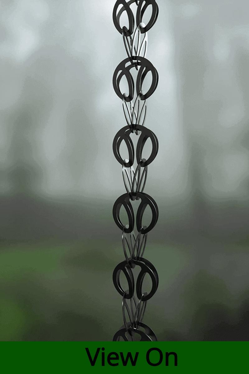 modern rain chain Page navigation